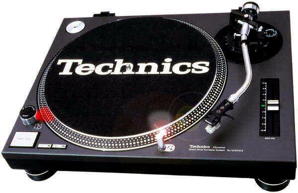 Technics Sl 1210 Mk2 Sound 7