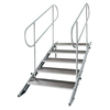 SHOWTEC ProStage Adjustable Stairs