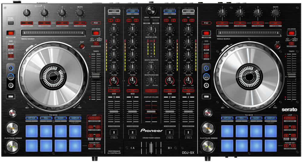 Pioneer Ddj Sx Sound 7