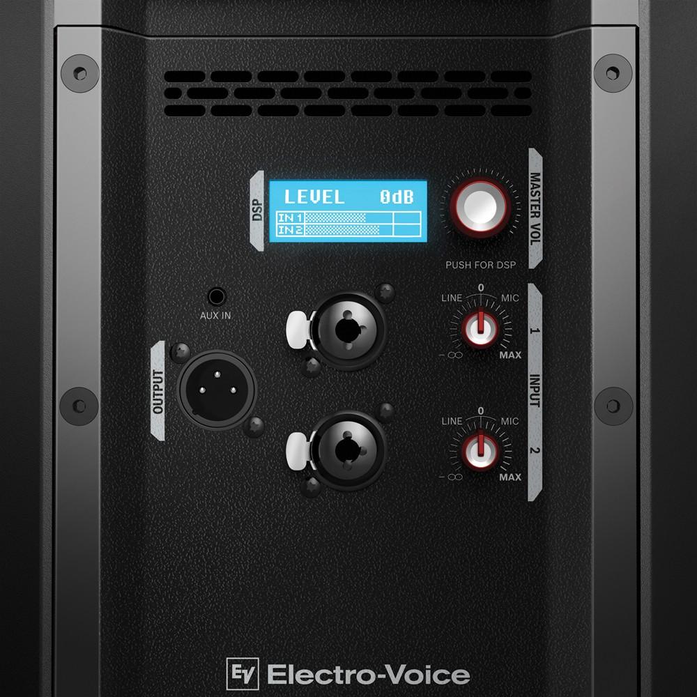 electro voice zlx 15p sound 7. Black Bedroom Furniture Sets. Home Design Ideas