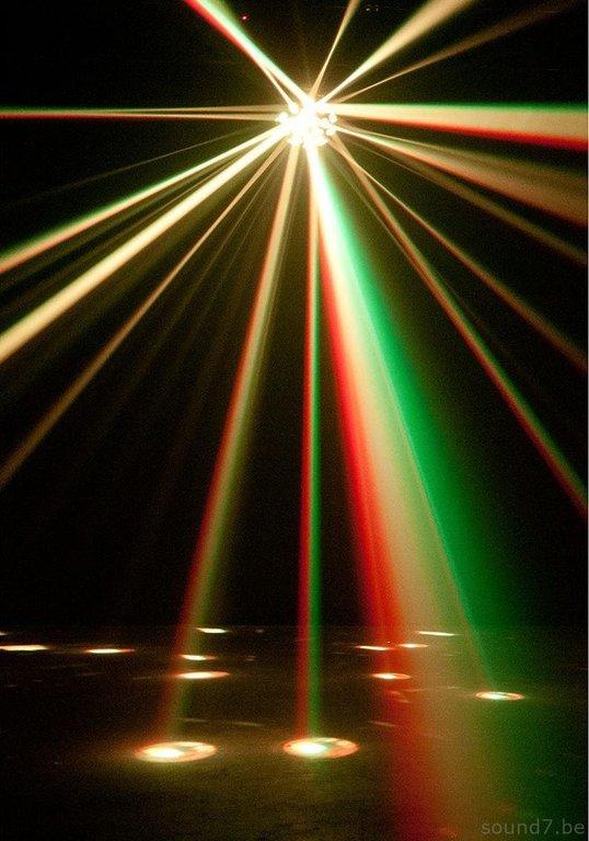 American dj vertigo hex led sound 7 - Vertigo verlichting ...