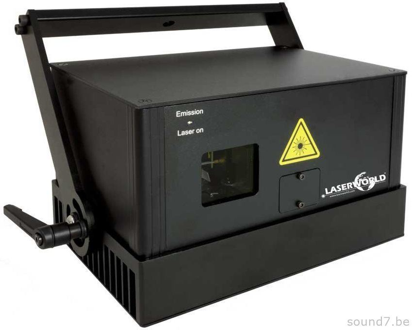 Laserworld Ds 900 Rgb Sound 7