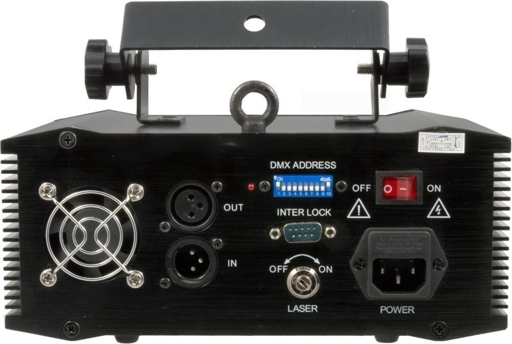 Laserworld Es 800s Rgb 3d Sound 7
