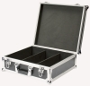 Flightcase for 60 CDs