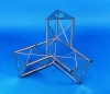 DECOTRUSS SAL 32 Angle 90° Apex Up + pied Gauche