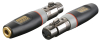 Adapter XLR female - Jack female balanced PRO