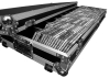 ROAD READY Flightcase pour 400 CD's Deluxe