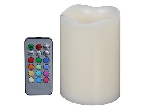 Real Wax LED Candle Ligth, with Controller
